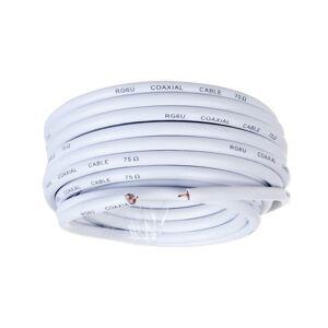 Anténny koaxiálny kábel AQ OK250X 25m