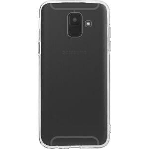 Zadný kryt pre Samsung Galaxy A6 Plus 2018, Slim, priehľadná